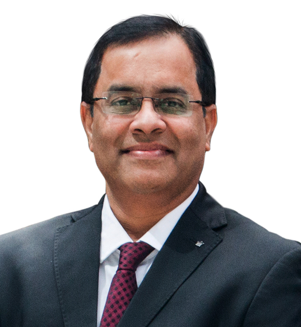 Bharat Reddy Executive Director