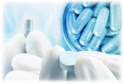 Website image of capsules