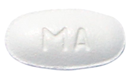 Atorvastatin 80mg Tablet Back