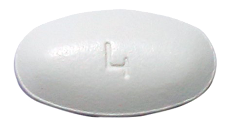 Atorvastatin 80mg Tablet Front